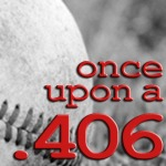 "Blog icon for David J. Markowitz ""once upon a .406"""