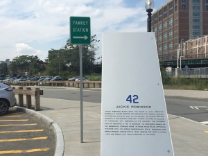 Where Yawkey station meets 42