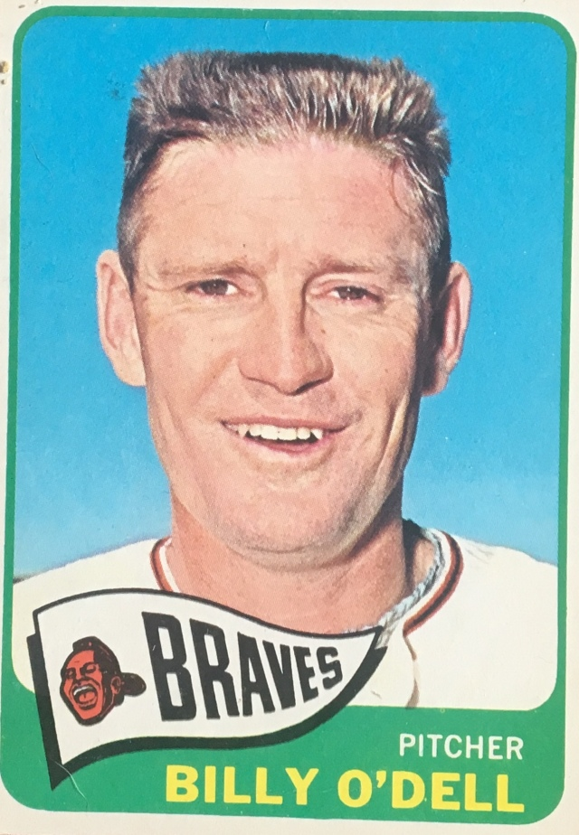 "Billy O'Dell won 105 major-league games and came within a Willie McCovey line drive of winning one more that would have meant the most -- Game 7 of the 1962 World Series. O'Dell. who started the opener for the Giants in that Series, had thrown two scoreless innings in relief of Jack Sanford to preserve a 1-0 deficit. The Giants got runners to second and third in the bottom of the ninth with two outs on Matty Alou's bunt single and Willie Mays' double to right, but Willie McCovey lined right to O'Dell's fellow South Carolinian, Bobby Richardson, at second and the Yankees won in seven. O'Dell died this week at 85. O'Dell never spent a day in the minors, signing with the Orioles after a standout career at Clemson. According to his bio at sabr.org, O'Dell knew what he was doing. The Orioles paid him a bonus of $12,500, which according to the rules of the day, meant they had to keep him on the major league roster. The Orioles of 1954 had just moved from St. Louis, where they were Browns, and not much better than the current NFL Browns of Cleveland. The Orioles lost 100 games when O'Dell joined them, finished seventh and never got out of the second division until O'Dell was an ex-Oriole in 1960. O'Dell fit right in with the Orioles in his first start in 1954, going double, groundout, double, walk and single before he was relieved. O'Dell pitched 16.1 innings in '54, was in the military in '55 and got out in time to pitch just eight innings in '56. But from 1957-59 O'Dell did the best pitching of his career for the Orioles, though it was hard to tell by his won-loss record. With advanced stats, he would have been greater appreciated in his time. Still, he made his only two All-Star Games with the Orioles, and was MVP of the 1958 game, retiring all nine batters he faced to save a 4-3 AL win. That included five Hall of Famers -- Willie Mays in the seventh, Stan Musial, Hank Aaron and Ernie Banks in the eighth, and Bill Mazeroski in the ninth, though one of the five is not like the others. O'Dell was 4-10 with a 2.69 ERA in '57, 14-11 with a 2.97 ERA and AL-bests of a 2.75 FIP, 0.5 home runs allowed per nine innings, and a ratio of 2.69 strikeouts to walks in '58; he was 10-12 with a 2.93 ERA in '59. One of O'Dell's 10 wins was 2-1 over the White Sox on May 19, O'Dell driving in the only two runs with one of the shortest home runs ever -- ""a 120-foot inside-the-park home run,"" according to sabr.org. From O'Dell's bio: ""O'Dell's feat was really a fluke. When he hit a blooper over first base, it bounced off the right-field foul line and over the head of outfielder Al Smith, landing in the deep right-field corner."" O'Dell was traded to the Giants after the '59 season and he struggled to establish himself in their rotation. He was 8-13 with a 3.20 ERA in 1960 and started just 14 times in '61. But in 1962 he won 19 games, had a 3.53 ERA and pitched 280.2 innings, allowing a league-high 282 hits. He had two starts with a chance to win 20, losing the first and coming within a missed sac fly of getting win No. 20 in the second. O'Dell pitched seven innings, against the expansion Colt 45s, left with the score tied 1-1 for pinch-hitter Tom Haller with runners on first and third and one out. Haller flied out, Chuck Hiller stayed on third and the Giants took the lead an inning later on a Mays homer. O'Dell started Game 1 of the Series against the Yankees' Whitey Ford (the Giants tied with the Dodgers for the NL pennant, played a best-of-three playoff series and opened the Series without a a day off; Game 5 was postponed a day by rain in New York and Game 6 in San Francisco was postponed three times, twice for rain -- even though it never rains in California --and once because the field was drenched). Game 1 was tied 2-2 into the seventh until Clete Boyer homered. The Yankees scored two more off O'Dell in the eighth and won 6-2. O'Dell didn't start again in the Series -- the Giants had 24-game winner Jack Sanford, 18-game winner and Hall of Famer Juan Marichal, and 16-game winner Billy Pierce -- but he saved the Giants' Game 4 7-3 win with three one-run innings after Chuck Hiller's seventh-inning grand slam, and kept Game 7 1-0 with two scoreless innings after entering in the eighth with the bases loaded, no one out and Roger Maris up (grounder to second for a force at home, and an Elston Howard grounder to third for a DP, Jim Davenport on to first). O'Dell won 14 more games with a 3.16 ERA in 1963, but that was his last as a full-time starter. He had arm issues in '64, put up a 5.40 ERA, was traded to the Braves, and according to sabr.org, threw a few knockdown pitches at his ex-teammates on his way to Milwaukee. O'Dell, according to sabr.org: ""There were guys who broke their backs for (manager Alvin) Dark … but there were other guys who did not hustle. They gave him only 60 percent effort. It was pitiful. … It's really a shame the way they treated Dark. I thought he was a fine manager. … I always respected him. But he didn't have a chance."" (Dark was fired after '64, when the Giants finished fourth, though he was only out of work for a year). O'Dell was excellent for the '65 Braves out of the bullpen, pitching 111.1 innings, saving 19 games, winning 10 and putting up a 2.18 ERA. (O'Dell on his pitching coach with the Braves, Whitlow Wyatt: ""Whitlow asked me once why I pitched everyone inside. I said, ""Because I had Brooks Robinson playing third base in Baltimore and Jim Davenport playing third in San Francisco. Where else you gonna pitch?"") O'Dell was almost as good in 1966 (5-5, 10 saves, 2.64), though the Braves traded him in the middle of it to the Pirates, for whom he finished his career the next season. When he was released after the '67 season (he had a 5.82 ERA), O'Dell retired and returned to South Carolina. O'Dell was diagnosed, according to sabr.org, early in his career with an allergy to grass, which was overcome with shots. (This recalls the year tennis player Ivan Lendl skipped Wimbledon, in part because he claimed an allergy to grass. That might have been more believable had the press not found him playing golf.) Career numbers: 105-100, 3.29 ERA, 479 games, 63 complete games, 13 shutouts, 50 saves, 1,817 innings, 1,697 hits, 556 walks, 1,133 strikeouts, 137 home runs (four each by Hall of Famer Aaron, Ron Santo and Frank Howard), 109 ERA+, 3.25 FIP, 22.5 WAR."