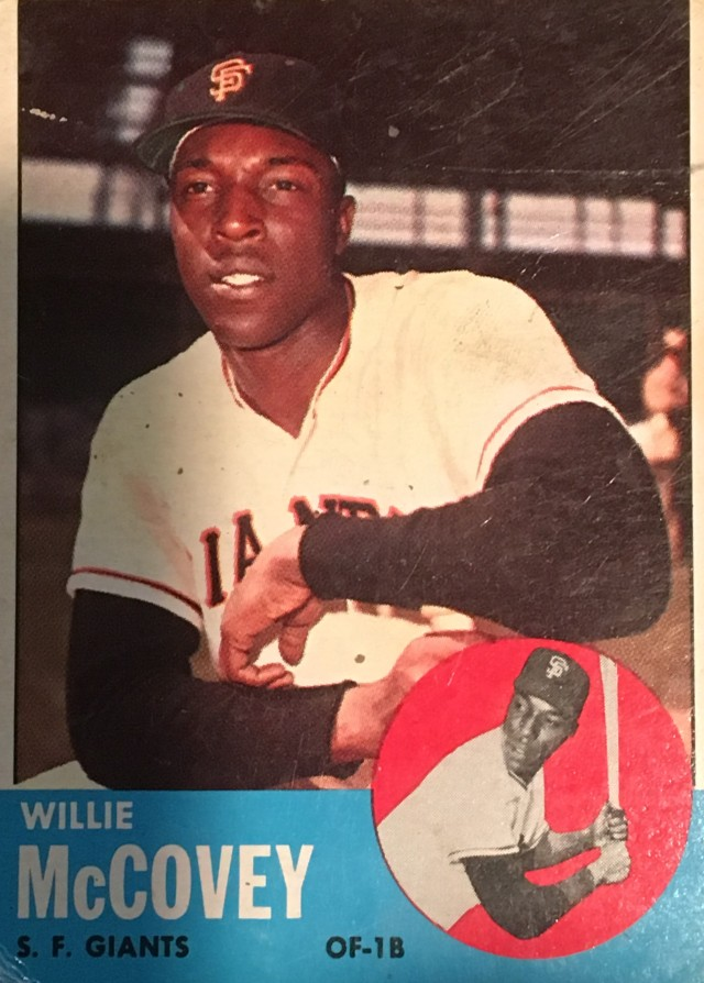 """Willie McCovey, who died last week at age 80, once said he'd """"like to be remembered as the guy who hit the ball over Bobby Richardson's head in the seventh game."""" If he had, the Yankees' Ralph Houk would be remembered as the manager who didn't walk McCovey with a base open instead of the only manager to win World Series in his first two seasons (the Senators' Bucky Harris came close, losing a seventh game in 1925 after winning one in 1924, and Boston's Alex Cora could match him next season). Instead McCovey hit the ball hard, but Richardson didn't have to go far to his left to catch it and the Yankees won the 1962 Series in seven games. McCovey never returned to the World Series, and did to the postseason only in 1971, when he homered twice in four games off that year's Series hero, Pittsburgh's Steve Blass. That did little to diminish how McCovey is remembered -- as one of the greatest power hitters of a generation full of them. McCovey hit 521 homers, which tied him for eighth all-time with Ted Williams when he retired. Like Williams, who missed all or most of five seasons to military service, it's fair to ask how many home runs McCovey would have hit but for his home park (Candlestick), which discouraged homers, and arthritic knees. Eighty in one season was opposing manager Sparky Anderson's guess -- """"If you pitch to him, he'll ruin baseball. He'd hit 80 home runs."""" -- but given that Sparky once said Mike Laga, """"would make you forget every power hitter who ever lived,"""" including McCovey presumably, it's fair to say Sparky was prone to exaggeration. (For the record, Laga hit 505 fewer homers than McCovey, whom he was was supposed to make us forget.) But Sparky also had a point -- opponents who pitched to McCovey were in peril. Mets pitcher Roger Craig said his manager, Casey Stengel, came out to the mound with McCovey up and asked: """"Where do you want to pitch him? Upper deck or lower deck?"""" Dodgers manager Walter Alston walked him intentionally in the 10th inning """